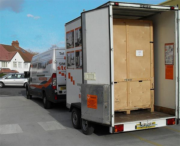 Simply Mobile Storage Birmingham