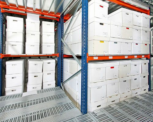 Archive Storage Facility Birmingham & Solihull