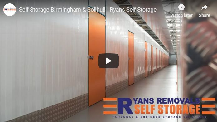 Self Storage Solihull - Storage Facilities Birmingham -Youtube